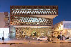 Khalifeyah Library / SeARCH, © Iwan Baan