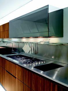 #GINEVRARossana #kitchen #design  #interiors #kitchens #Rossanacucine #living