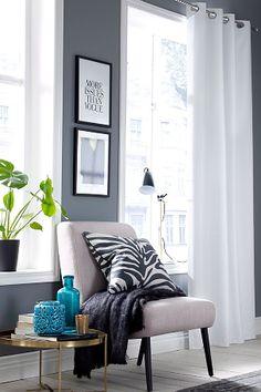 Ellos Home Öljettlängd Mörkläggande #elloshome #curtains
