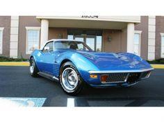 1971 Chevy Corvette