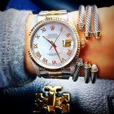 simplysouthernxo: cupcakekristie: wrist candy. Wow wrist goals…if that's a thing?