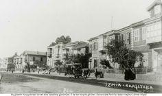 Karşıyaka-lönner köşkü-1891 salnamesinde 832 ev, toplam 1080 olan nüfus, bir yıl sonraki sayımda 966 ev, 1778 islam, 1002 Rum, 219 Ermeni, toplam 2999 kişi olarak belirlenmişti