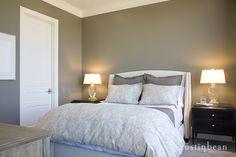 Guest bedroom by Austin Bean Design Studio
