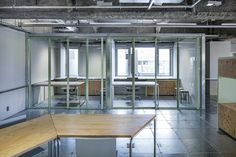 Toy's Factory office by Schemata Architects, Tokyo – Japan » Retail Design Blog
