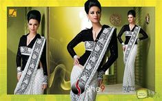 Saree for Special Events | Latest Designs of Trendy Sarees