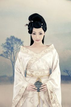Ancient Chinese Hanfu style dress