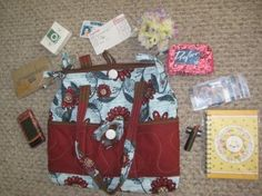 SINGING TIME IDEA: Primary Singing Time Game: Mother's Purse   This is great for songs for Mother's Day.