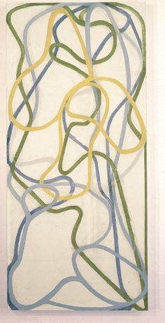 Brice Marden. <em>China Painting</em>, 1995-96; Private Collection; © 2006 Brice Marden/Artists Rights Society (ARS), New York.