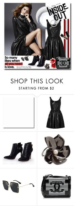 """""""04.02.18"""" by malenafashion27 ❤ liked on Polyvore featuring Miu Miu, Disney, Kat Von D, Elizabeth and James, Chanel and Isabel Marant"""