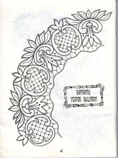 Gallery.ru / Фото #8 - Рисунки для вышивки гладью, лентами и ришелье-3 - Vladikana