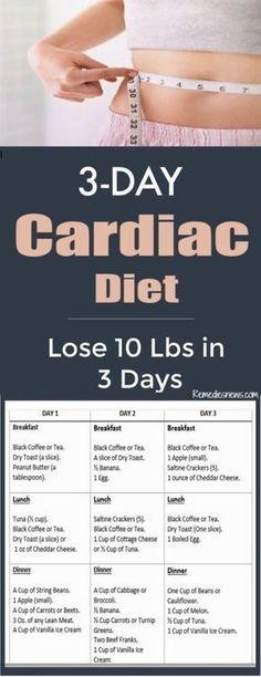 Cardiac Diet: Lose 10 Pounds in 3 Days.Cardiac Diet Recipes for Weight Loss - Cardiac Diet: Lose 10 Pounds in 3 Days.Cardiac Diet Recipes for Weight Loss Cardiac Diet: Lose 10 Pounds in 3 Days.Cardiac Diet Recipes for Weight Loss Lose 10 Lbs, Losing 10 Pounds, Losing Weight, Weight Gain, 20 Pounds, Weight Control, Body Weight, Weight Loss Help, Loose Weight