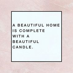 So true 💕 Scented candles and wax melts make my house feel so much cosier . Darceys Candles, Soy Wax Candles, Scented Candles, Positive Quotes, Motivational Quotes, Inspirational Quotes, Smell Quotes, Candle Quotes, Quotes About Candles