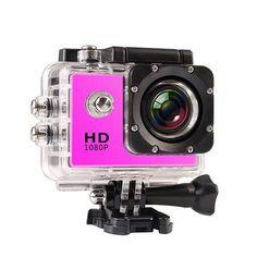 GOLDFOX Action Camera 12MP 1080P Full HD Sport DV 30M Go Waterproof Pro For Hero Video Camera