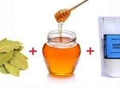 Jen med, bobkový list a obyčejná soda: jen smíchejte a zlikvidujte i ten nejhorší suchý kašel – domácí medicína, která nám vždy zabere! Honey, Teen, Medicine