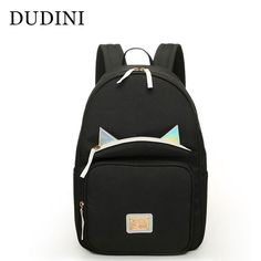 14.98$  Buy now - http://ali6qt.shopchina.info/1/go.php?t=32772251064 - DUDINI Mini Backpacks Fashion School Bags For Teens High Quality Japan and Korean Style Women Shoulders Bag Travel Backpack  #magazineonlinewebsite