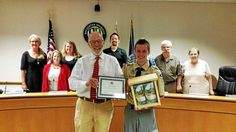 Rochester Hills Eagle Scout makes brochure boxes for Paint Creek Trail