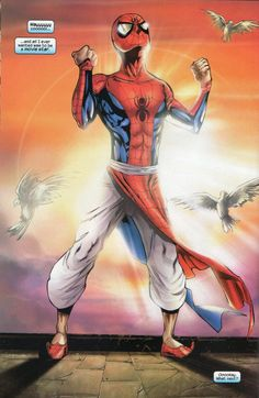 There's an Indian version of Spider-Man and it's spectacular
