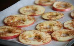 Apple Slices with Cinnamon Sauce - HCG Warrior