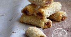 Date Rolls will always remind me of the anticipation of visitors – with my sister calling I couldn't resist the temptation of making date r...