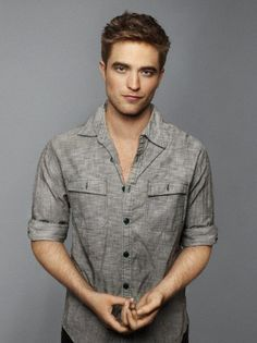 Robert Pattinson. Clean, he's hot.