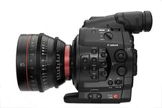 Canon C300.