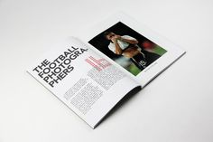 spiel visual culture design 12 elfth man magazine graphic design 2