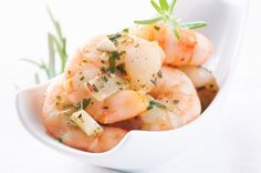 Zesty Garden Herb Pickled Shrimp | Moore's Marinades and Sauces