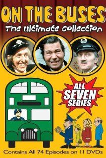 Watch On the Buses Season 7 Episode 1 2 3 4 5 6 7 8 9 10 watch free On the Buses Season 7 movie streaming TV series, Tv Show Rent Movies, Movies Online, British Comedy, English Comedy, British Sitcoms, Good Old Times, My Generation, Old Tv Shows, Vintage Tv