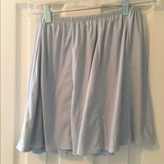 Brandy Melville suede skirt So cute perfect condition Brandy Melville Skirts Mini