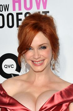 Stunning Hollywood Christina Hendricks