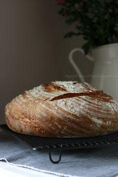 Pracownia Wypieków: Pszenny chleb z makiem Bread, Food, Breads, Thermomix, Brot, Essen, Baking, Meals, Buns