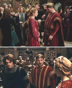 Tristan & Isolde (2006) Starring: Sophia Myles as Isolde, Rufus Sewell as Lord Marke of Cornwall and James Franco as Tristan.