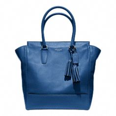 LEGACY LEATHER TANNER TOTE  Coach Legacy collection