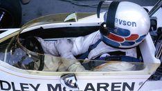 Peter Jeffrey Revson (USA) (Yardley Team McLaren), McLaren M19A - Ford-Cosworth DFV 3.0 V8 (finished 3rd)  1972 South African Grand Prix, Kyalami Grand Prix Circuit