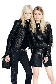 +++ Diesel Black Gold + Pre-Fall 2014 Collection +++#DieselBlackGold #PreFall2014 #RebelliousChic #AndreasMelbostad #StinaRapp #MajaSalamon #lookbook #KevinSinclair #Diesel #cool #Leather #biker #jackets #metal #PrintedLeather #moda #fashion #mode #ファッション #时尚 #유행 #موضة #мода #isaza @DieselBlackGold @ISAZAalejandro