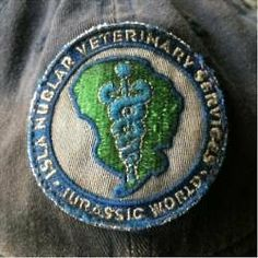 Filming on Jurassic World is under way and here is a new teaser image from the film.