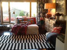 Colorful corner Comforters, Blanket, Bed, Corner, Colorful, Furniture, Home Decor, Texture, Creature Comforts