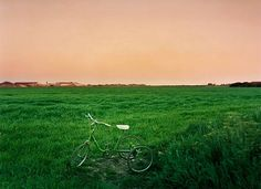artist: Marcus Doyle Art Forms, Country Roads, Celestial, Sunset, Tricycle, Green, Artist, Photography, Outdoor