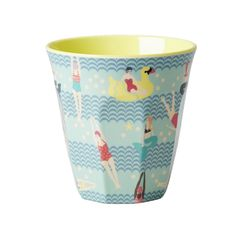 Swimster melamine cup new Rice collection