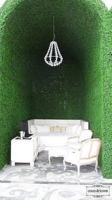 love a greenwall. green with envy.