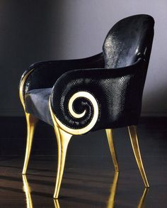 Perfectly classic and chic armchair from Taylor Llorente