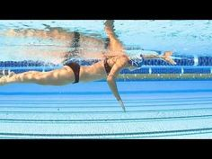 Perfect Freestyle Stroke demonstration video