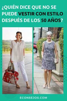 Best Fashion Tips For Women Over 60 - Fashion Trends Over 60 Fashion, Over 50 Womens Fashion, Fashion Over 50, Look Fashion, Fashion Outfits, Fashion Tips, Fashion Trends, Ladies Fashion, Fashion Edgy