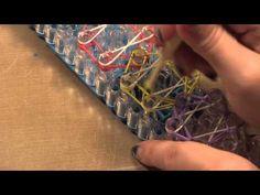 ▶ Rainbow Loom Butterfly Blossom Bracelet - YouTube