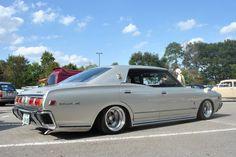 vintag import, jap car, car japan, classic datsunsnissan, cedric 260cs