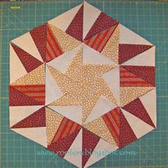 Geometria Patchwork: tutorial