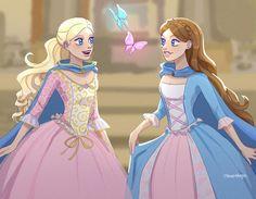 Disney Drawings, Cute Drawings, Barbie Princess, Princess Zelda, Barbie Drawing, Princess And The Pauper, Barbie Images, Girly Girl Outfits, Barbie Movies