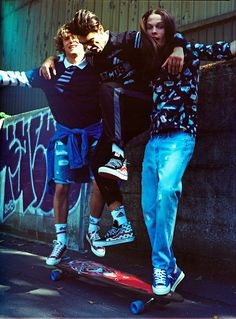 F****** Young! Online's Lord of Dogtown Image Series #popculture #ideas trendhunter.com