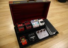 Pedalboard Suitcase Build... Lots of pictures! - Harmony Central