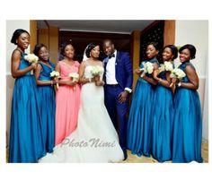 6cd92214d7b Nigerian Bridesmaid Dresses - 25 Super-stylish looks!